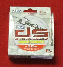asso double strength fluorocarbone 0.10mm-100m-2 kgs made in japan