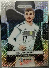 2018 Panini Prizm World Cup Timo WERNER #98 MOJO Germany ROOKIE Card