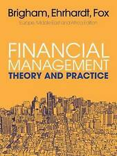 Financial Management: Theory and Practice by Michael C. Ehrhardt, Roland Fox,...