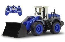 Radlader Polizei 1:20 2,4GHz ferngesteuerter Bagger Baufahrzeug RC Spielzeug NEU