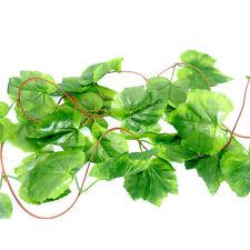 Grape Leaf Reptile Vine Flexible Reptile Terrarium Décor Xyzreptiles