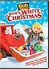 Bob the Builder: Bob's White Christmas [DVD] NEW!