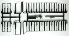 BLACK GP35 HANDRAIL SET   (Plastic Version)  Athearn - HO SCALE