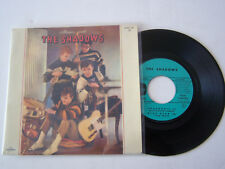 EP 4 TITRES VINYLE 45 T , THE SHADOWS , SHADOOGIE . VG  / VG  . COLUMBIA 1421