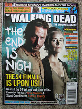 The Walking Dead Official Magazine #8 Spring 2014 Andrew Lincoln Melissa McBride
