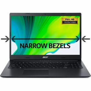 "Acer Aspire 3 15.6"" Laptop A315-56 Intel Core i5-1035G1 8GB RAM RAM 256GB SSD"
