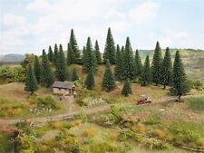 Noch HO- 26930, Stecktannen 5-14 cm hoch, 10 Bäume, GMK World of Modelleisenbahn