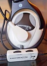 Turtle Beach Ear Force X11 Gaming XBox   Headset  Headphones   EUC