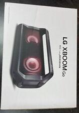LG - XBOOM Go PK5 Portable Bluetooth Speaker - Black