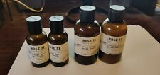 LOT (X2) LE LABO Rose 31 Conditioner (3 oz) & (X2) Shower Gel (1.4 oz)