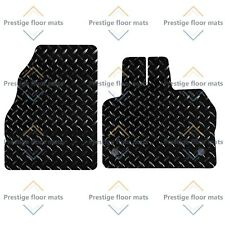 S Black Heavy Duty Water Resistant Front Seat Covers//Protectors 1+1 tech automotive KANGOO 09-12