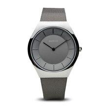 NEW Bering Damenuhr 11936-309 Classic Silber Uhr Damenuhr Armbanduhr