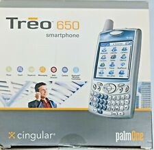 Palm Treo 650 Cingular Smartphone Touch Screen Palm Pilot RARE Collectible PDA!