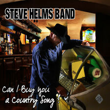 Steve Helms - Can I Buy You A Country Song? [New CD]