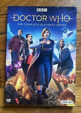 Doctor Who Complete Eleventh Series 3 Dvd Set 2018 Bbc Sealed