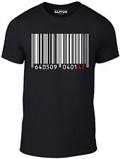 47 Barcode T-Shirt - Inspired by Hitman Agent Assassin Game