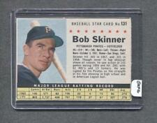 1961 Post #131 Bob Skinner (Pirates) (GNF16)  Ex-Mt  (Flat Rate Ship)