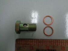 PORSCHE 924S 944 944 TURBO 951 S2 968 BANJO BOLT FOR POWER STEERING RACK NEW