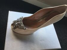 Beautiful Aruna Seth Shoes Size 39 Made In Italy