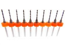 1.3mm Tungsten Carbide Micro Drill Bits Dremel Models Hobby Installation....