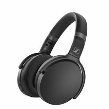 Sennheiser - Hd 450Bt Wireless Over-Ear Headphones - Black - 2 Year Warranty
