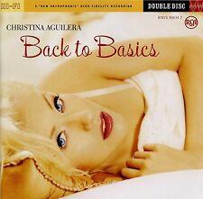 Christina Aguilera - Back to Basics [2xCD Album]
