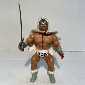 Vtg 1982 Remco Lost World Of The Warlord Complete Warlord Figure MOTU KO