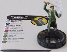 LOKI, AGENT OF ASGARD #050 The Mighty Thor Marvel Heroclix Super Rare