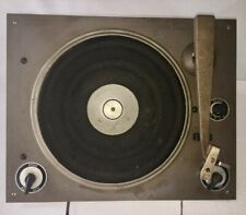RCA Broadcast Transcription Turntable for restoration as is parts only