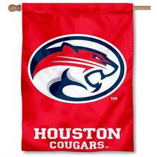 Houston Cougars New Cougar House Banner Flag