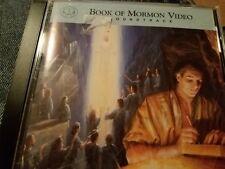 Libro de Mormón video banda sonora canciones de música Cd Nuevo LDS himnos cantar Piano Principal
