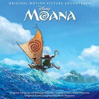 Moana [CD]