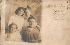 Mrs O'Connell Marie Grace, Group Vintage Old Photo