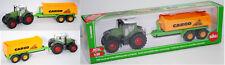 Siku Farmer 1989 Fendt 936 Vario Traktor mit Tandem-Hakenliftfahrgestell mit Abr