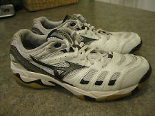 Womens MIZUNO WAVE RALLY 2 Volleyball Shoes Size 10.5 Very Good Condition