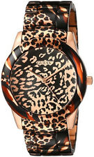 Guess U0425L3 Animal Print Rose Gold Watch