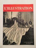 Rivista Settimanale L'Illustrazioni N° 5102 21 Dicembre 1940