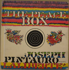 The Peace Box by Joseph Pintauro - Scarce 1st Edition HC Book