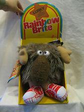 1983 vintage Mattel LURKY plush toy Rainbow Brite doll MIB mip NRFB old monster