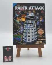 Doctor Dr.Who ~ Collectors'  AMIGA Computer 'Dalek Attack Game' ~ Good Condition