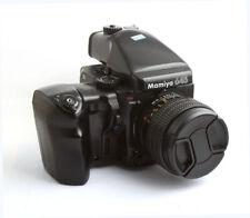 Mamiya 645 Pro TL Medium Format SLR Film Camera with 80 mm f1.9N 120 film back