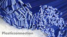 Soldadura de plástico barras surtido 3,4,6,8mm ABS,100pcs,azul ,moto,fairing