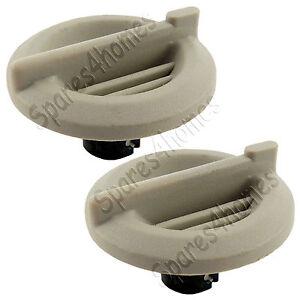 2 X Genuine Dimplex Storage Heater Control Knobs For XLS18, XLS24, CXL12, CXL18