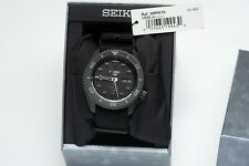 NEW IN BOX Seiko 5 Sports Men's Black Dive Watch SRPD79 Automatic Stealth PVD