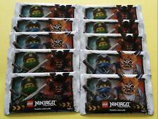 10 Booster = 50 Karten Lego® Ninjago™ Serie 3 aus 2018