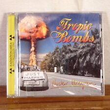 Tropic Bombs Nuclear Honeymoon CD Album 2012