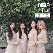 MONTHLY GIRL 1/3 LOVE & EVIL B ver Mini Album CD+Photobook+Photocard Kpop Sealed