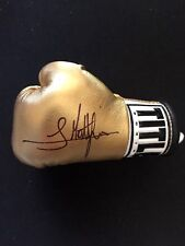 Boxing autograph Lucas Matthysse mini glove-Collectable-Perfect 4 framing