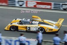 PIRONI & jassaud RENAULT ALPINE a442b Vincitori Le Mans 1978 Fotografia 5