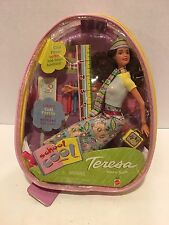 NIB- 2000- SCHOOL COOL- TERESA PLAYSET Friend of Barbie! Mattel